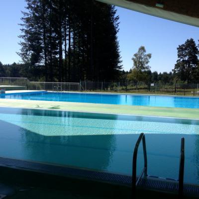 piscine du village