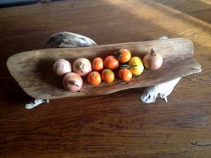 Plateau fruit